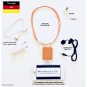 Nano Spionage Bluetooth Kopfhörer SPY Set PREMIUM Unsichtbares Headset Mini Abi security