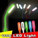 Mini USB LED Leselicht Licht Powerbank kompatible Tragbare Lampe Buch Notebook Nachtlichter