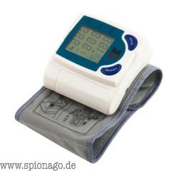 Digital-LCD Handgelenk Blutdruck Messgerät Gesundheit Monitoren Herzschlag Pulse Meter-Gesundheits-Sorgfalt-Maschinen