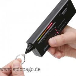 Profi Diamant Tester Prüfvorrichtung Edelstein-Edelstein Werkzeug LED Diamant-Indikator Tester