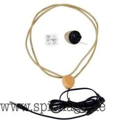 Spionage Kopfhörer Spy Set Examen Prüfung Uni Abi Headset