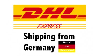 Shipping from Germay